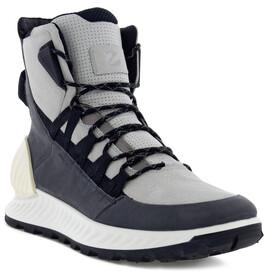 ECCO Exostrike High Boots HM PL Men, wit/grijs